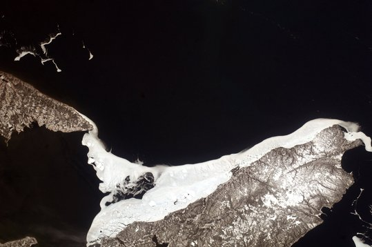 Cape Breton Island Sea Ice