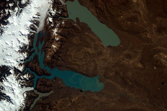 Argentino Lake and Viedma Lake, Argentina
